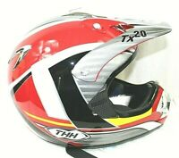 THH TX20 MOTOR CYCLE HELMET size XXL snell M2000 DOT APPROVED brand new