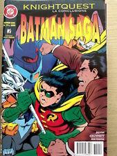 Batman Saga n°19 1997 KnightsQuest La Conclusione ed. Play Press  [SP4]
