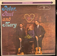 Peter, Paul And Mary ‎– Peter Paul And Mary self-titled (Vinyl LP) FREE SHIPPING