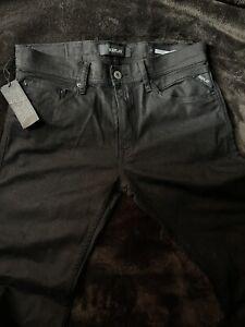 Replay Jondrill Black Jeans