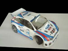 1/8 Ford Focus Rally RC Car GT Body clear Shell Slash Serpent 0115/1.5
