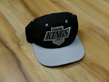 Vintage Los Angeles Kings Competitor Snapback Hat Cap NHL NWA Eazy E 90s Hip Hop