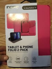 Asus Padfone X Tablet & Phone Folio 2 Pack - Pink - by Incipio