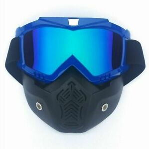 Retro Off road motorcycle goggles racing glasse cycling riding mask goggles