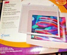 "19""- 20"" LCD CIRCULAR POLARIZING Filter Flat Frame Anti-glare Protector HF300XXL"