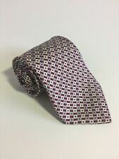 Stefano Ricci Luxury Silk Mens Necktie Multicolored Geometric Designer Ties