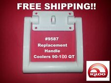 NEW # 9587 GENUINE IGLOO COOLER REPAIR PARTS REPLACEMENT HANDLE #IGL 9587