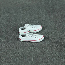 "1/6 Scale Female Sport shoes White Sneakers For 12"" Female Hot Toys Figure"