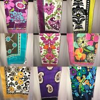 Vera Bradley Beach Towels - Multiple Patterns Available - NEW