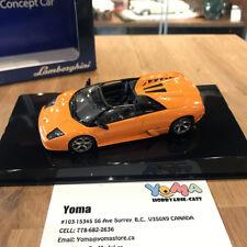 AUTOart 1/43 Lamborghini Murcielago Concept Car Orange 54553
