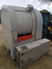 Tipton High Energy Centrifugal Multiple Barrel Finishing Machine #HSR150-LY