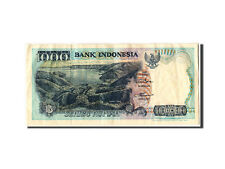 [#304860] Indonesia, 1000 Rupiah, 1995, KM #129d, VF(30-35), ABS245191