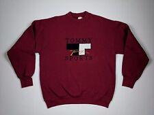 Vintage Bootleg Tommy Hilfiger Tommy Sports Crewneck Sweatshirt Men's LARGE