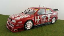 ALFA ROMEO 155 V6 TI FRANCIA 1993 DTM HECKERT 1/18 UT Model MINICHAMPS 180930123