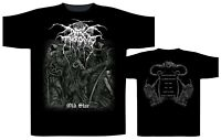 DARKTHRONE - OLD STAR CD COVER Official Black SHIRT Size XXL 2X New