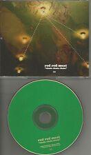 RED RED MEAT Chain Chain Chain 1995 PROMO Radio DJ CD Single USA Sub Pop Records