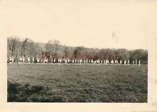 Foto, Fallschirmjäger-Schule Stendal, Komp. beim Sport; 5026-138