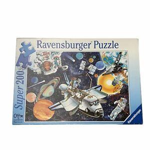 Vintage 200 Piece Puzzle 1997 Space Ravensburger Jigsaw