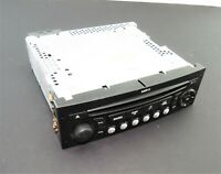 96662669XT Peugeot 207 307 Citroen C2 C3 C4 Genuine Continental Stereo Head Unit