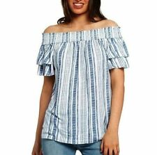 Just Jeans Viscose Striped Clothing for Women