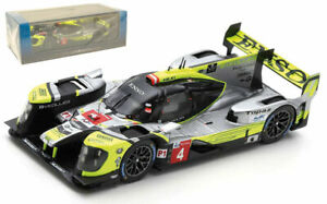 Spark S7903 ENSO CLM P1/01 #4 'ByKolles Racing' Le Mans 2019 - 1/43 Scale