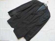 "BOSS Hugo Boss Black Pure Wool Jacket, Size 40 L, Chest Measures 44"" Excellent"