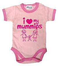 Body e pagliaccetti rosa per bambina da 0 a 24 mesi, da Taglia/Età 3-6 mesi