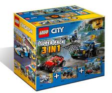 LEGO SUPER PACK 3 IN 1 - CREATOR 31072 - CITY 60180 - CITY 60172