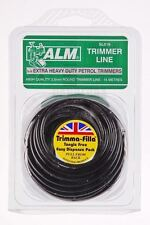 ALM SL019 Extra Heavy Duty Petrol Trimmer - Quality Strimmer Line - 3.5mm x 15m