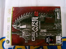 XBOX360 GAME GEARS OF WAR 2 LIMITED EDITION (ORIGINAL BRAND NEW)