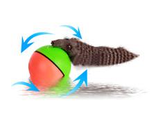 Elektrisches Hunde Katzen Jagdspielzeug Ball Fangspiel Wiesel Jagdspiel Haustier