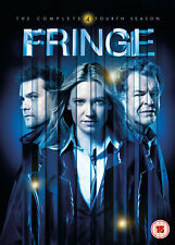 Fringe - Season 4 [DVD + UV Copy] [2012] (DVD)