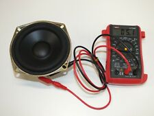 Genuine Technics 12PL339A6 Woofer Replacement Speaker Bass Driver For SB-HD50A