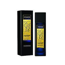 AXE Signature Gold Italian Bergamot & Amber Wood Perfume, 80 ml Eau de toilette