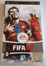 FIFA 08 for PSP - with box & manual