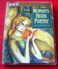 Woman's Hour Poetry Audio Anne Bronte/Elizabeth Barrett Browning/Sylvia Plath+++