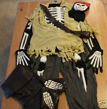 New Disney Store JACK SPARROW Boney Pirate Costume Mens L