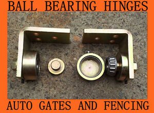 Heavy Duty Ball Bearing Gate Hinge Swing gates up to 400kg strong steel hinges