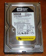 "Western Digital Negro WD 5003 ABYX 3.5"" 500GB SATA 7200RPM 64MB de caché Probado"