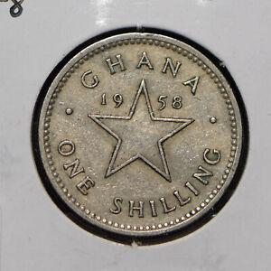Ghana 1958 Shilling  900861 combine shipping