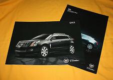 Cadillac SRX 2012 Prospekt Brochure Prospetto Catalog Folder Broschyr