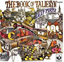 Deep Purple Book Of Taliesyn RSD 2015 Mono WHITE vinyl LP new sealed rare