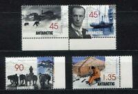 S3434a) Australian Antarctic MNH 1999, Mawsons Hütten 4v
