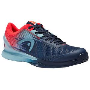 Head Sprint Pro 3.0 Blue Mens Tennis Shoes