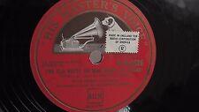Tito Gobbi -  78rpm single 12-inch - His Masters Voice #DB.6626 ERA ELA NOTTE