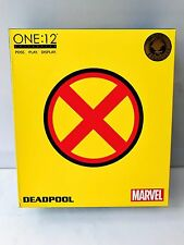 ONE:12 COLLECTIVE X-MEN DEADPOOL ACTION FIGURE MEZCO SDCC 2017 EXCLUSIVE MARVEL
