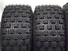 ARCTIC CAT DVX 300 QUADKING SPORT ATV TIRES 20X10-9 REAR ( 2 TIRE SET )