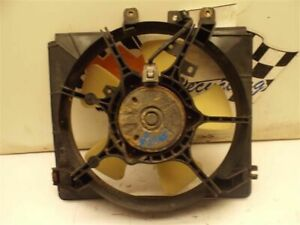 Radiator Fan Motor Fan Assembly Driver Left Fits 99-02 MAZDA MILLENIA 173709