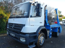 Mercedes-Benz Manual Commercial Tippers