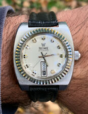 Orologio Watch Precimax Diver Automatic Cal.Eta 2789 Vintage Swiss Made